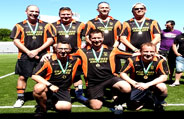 Veterans 5 a side Football Tour and Tournament