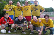 Five-a-side Football Tournament: The 2007 Prague Masters Champions - Kehar Club